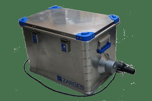 SpeedBox, fumigacja, gazowanie